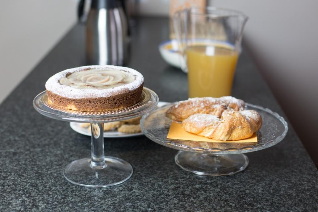 B&B-La casa sul sasso-torta colazione