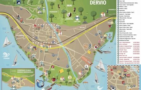Mappa dervio low retro